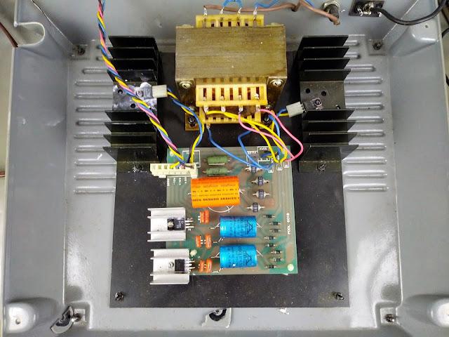Módulo de eletrônica digital Datapool 8410