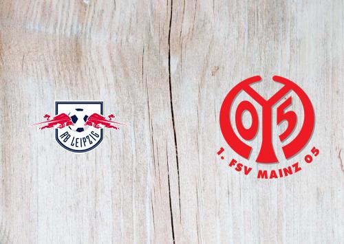 RB Leipzig vs Mainz 05 -Highlights 2 November 2019
