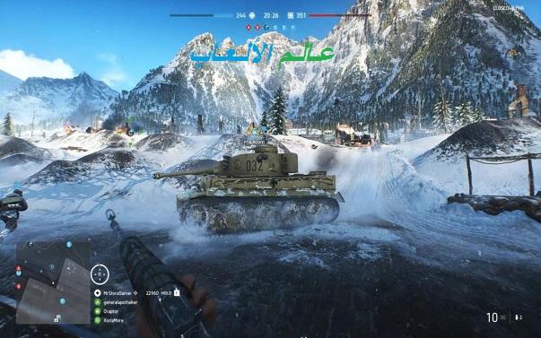 تحميل لعبة Battlefield 5 للكمبيوتر