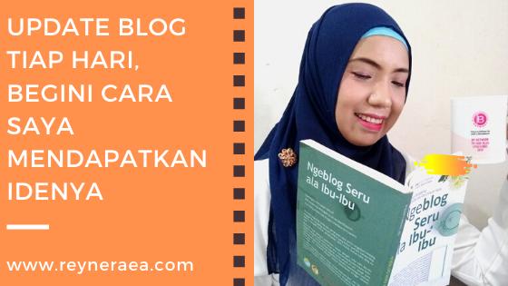 Ide ngeblog