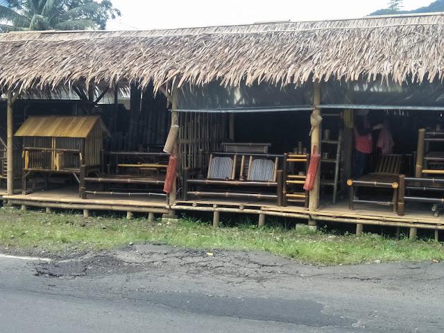 Kerajinan Bambu Memiliki Keunikan tersendiri