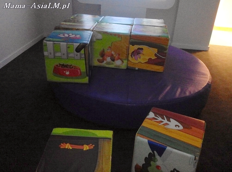Babyplanet sala zabaw  zjeżdżalnia plac zabaw  ogromne puzzle klocki