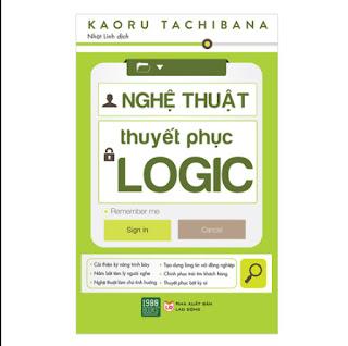 Nghệ Thuật Thuyết Phục Logic ebook PDF-EPUB-AWZ3-PRC-MOBI
