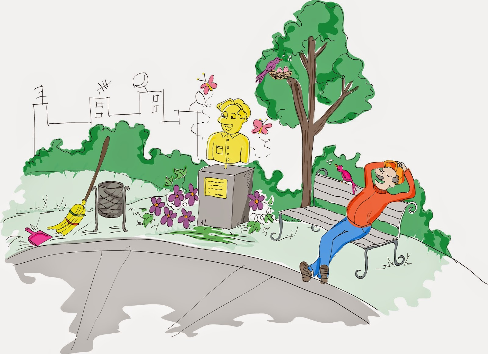 cuento infantil gratis reciclaje