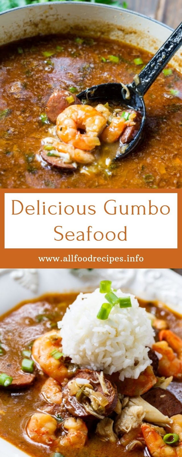 Delicious Gumbo Seafood
