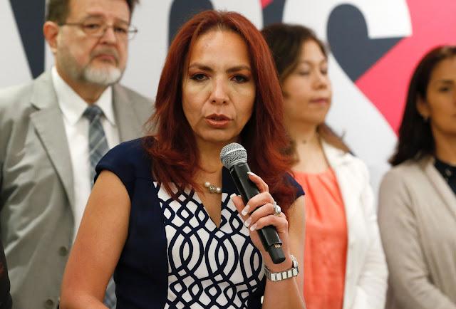 María Luisa Flores del Valle, presidenta Ejecutiva de la Alianza para la Educación Superior (ALPES).