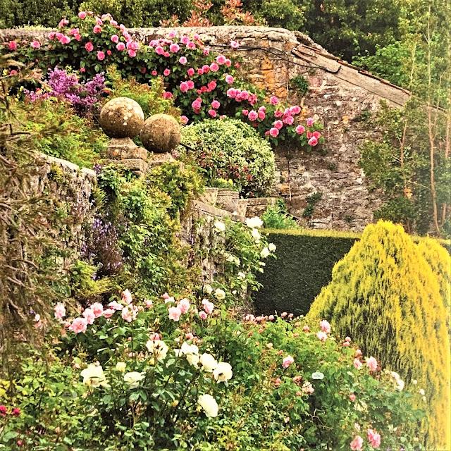 Milton Lodge gardens Somerset