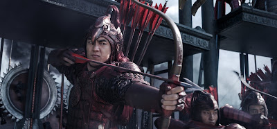Kenny Lin in The Great Wall (4)