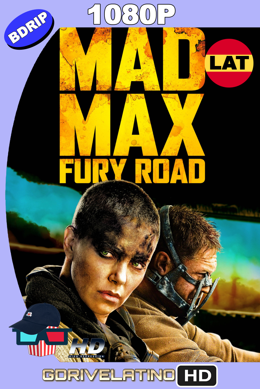 Mad Max: Furia en la Carretera (2015) BDRip 1080p Latino-Ingles MKV