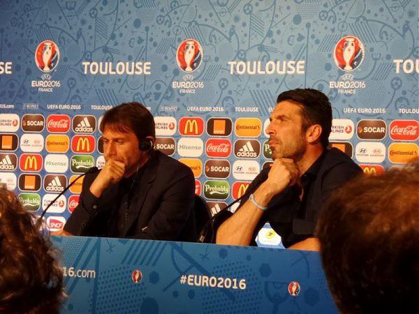 """Calcio. Euro 2016. Conte: """"Gli ottavi di finale sono il nostro primo obiettivo"""""""