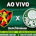 Jogo Sport x Palmeiras Ao Vivo 23/09/2018