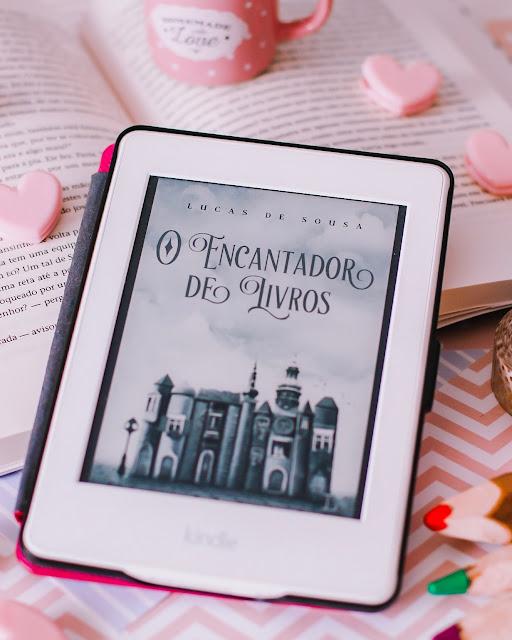 O Encantador de Livros - Lucas de Sousa