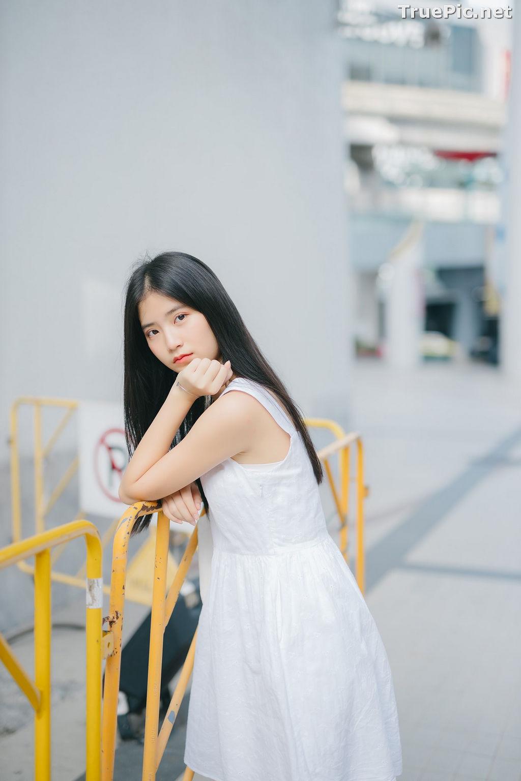 Image Thailand Model - Venita Loywattanakul - A Beautiful White - TruePic.net - Picture-7