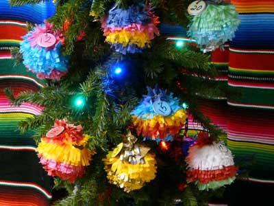 Decoración Navideña Estilo Mexicano Desde Jalisco
