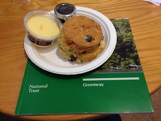 Greenway scone