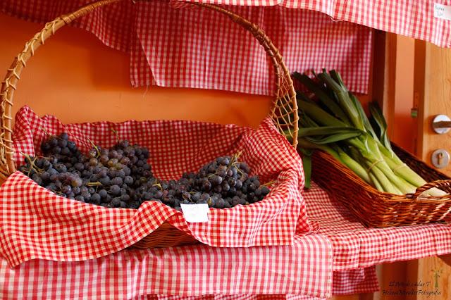 Frutas y verduras de cultivo ecológico