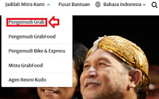 Cara Daftar GrabCar Tubei