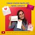 COMO FAZER ENVELOPE PARA CONVITE - DIY (HOW TO MAKE ENVELOPE FOR INVITATION)