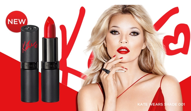 Rimmel, Lasting Finish by Kate
