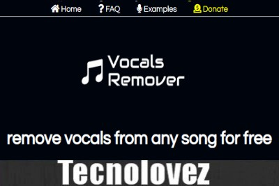 Come eliminare le voci di qualsiasi traccia musicale online con Remove Vocals