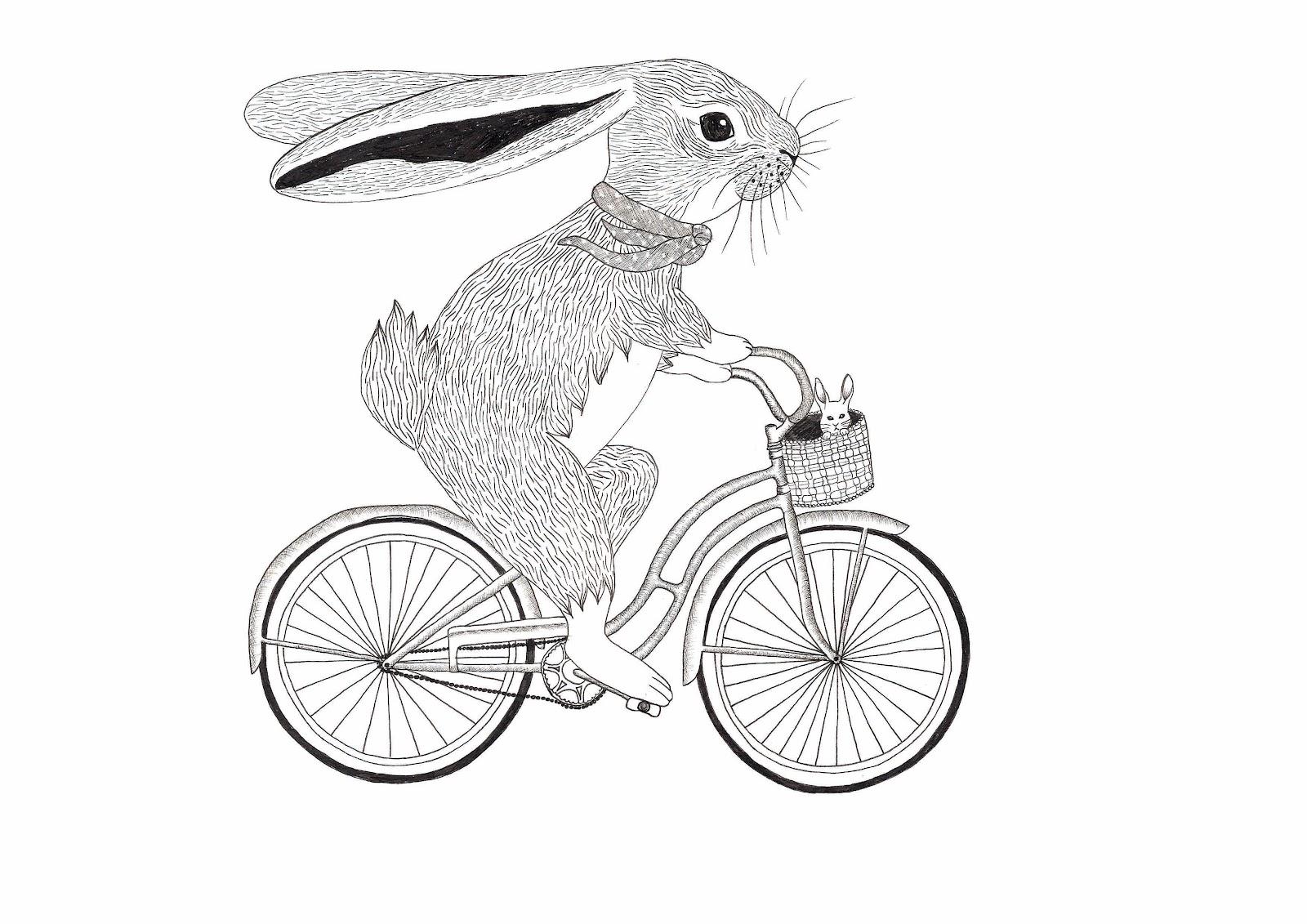 Rabbit Bicycle