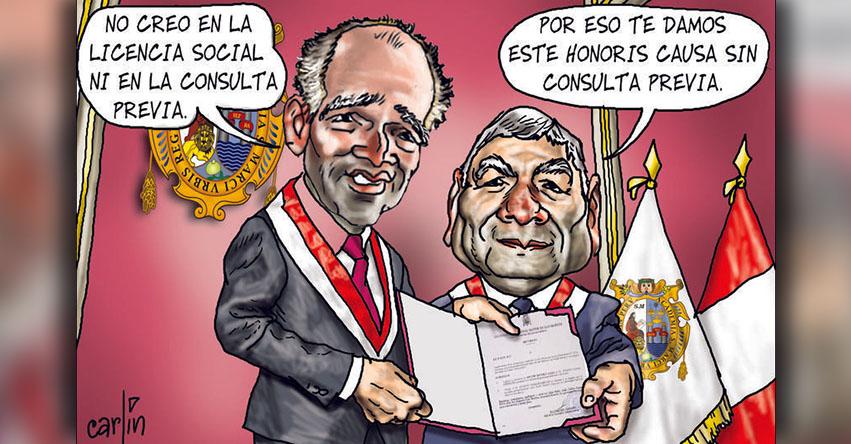 Carlincaturas Martes 31 Octubre 2017 - La República