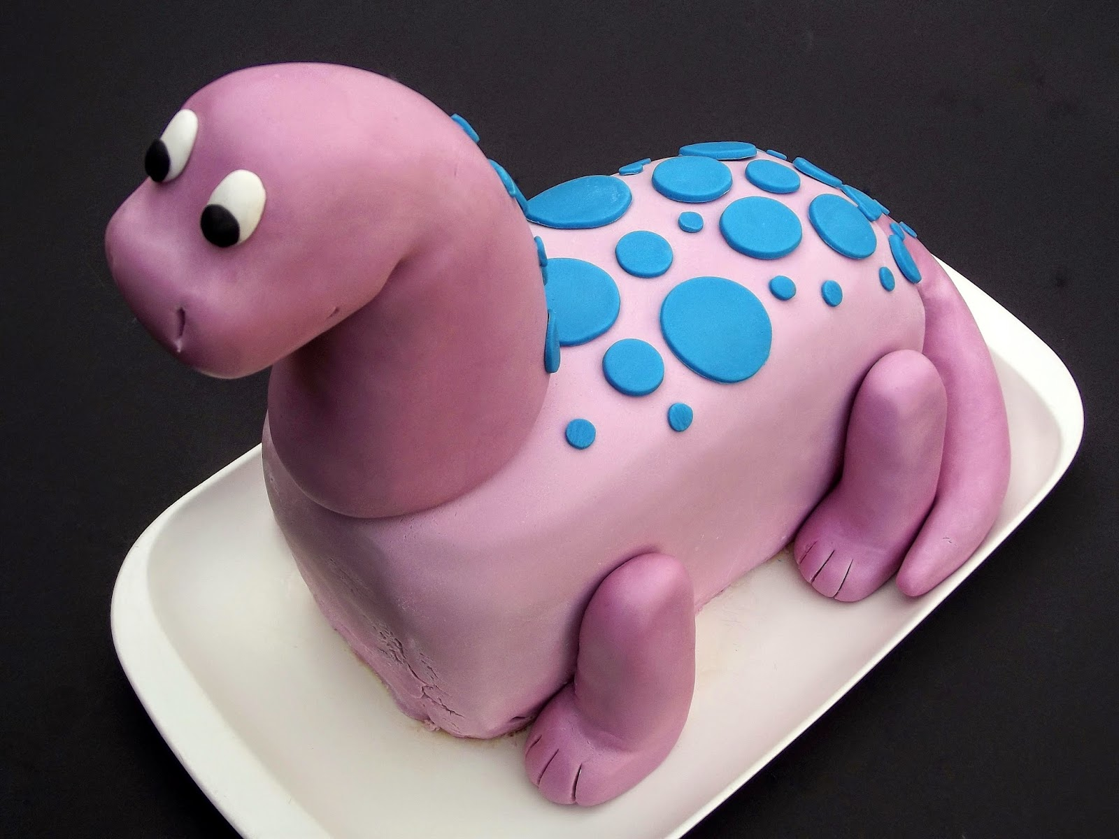 Backen Kann Jeder Dino Kuchen Perfekter Kuchen Fur Den