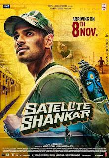 Satellite Shankar First Look Poster 4