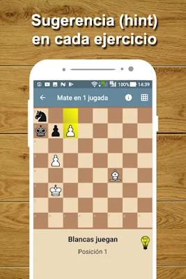 Entrenador de ajedrez Pro