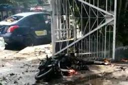 Polisi Konfirmasi Terjadi Ledakan Bom di Gereja Katedral Makassar
