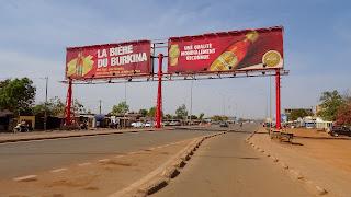 Burkina Faso Beer