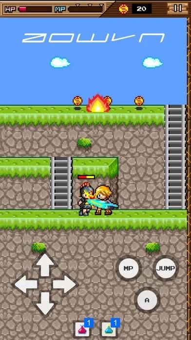 FW AowVN%2B%25283%2529 - [ Offline ] Forgotten Warrior | RPG - Tựa Game Huyền Thoại nay đã có trên Android & IOS