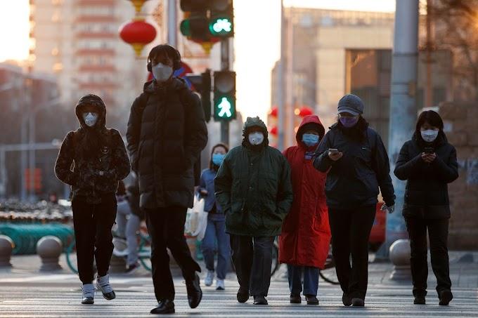 """China diz que casos de """"vírus importados"""" aumentam o risco de nova onda de infecção"""