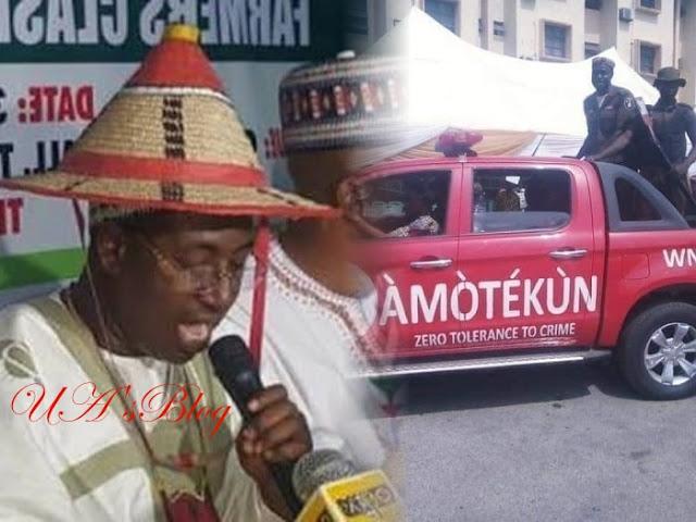 Banning Not Enough, Arrest Yoruba Leaders Supporting 'Amotekun' — Miyetti Allah Tells FG