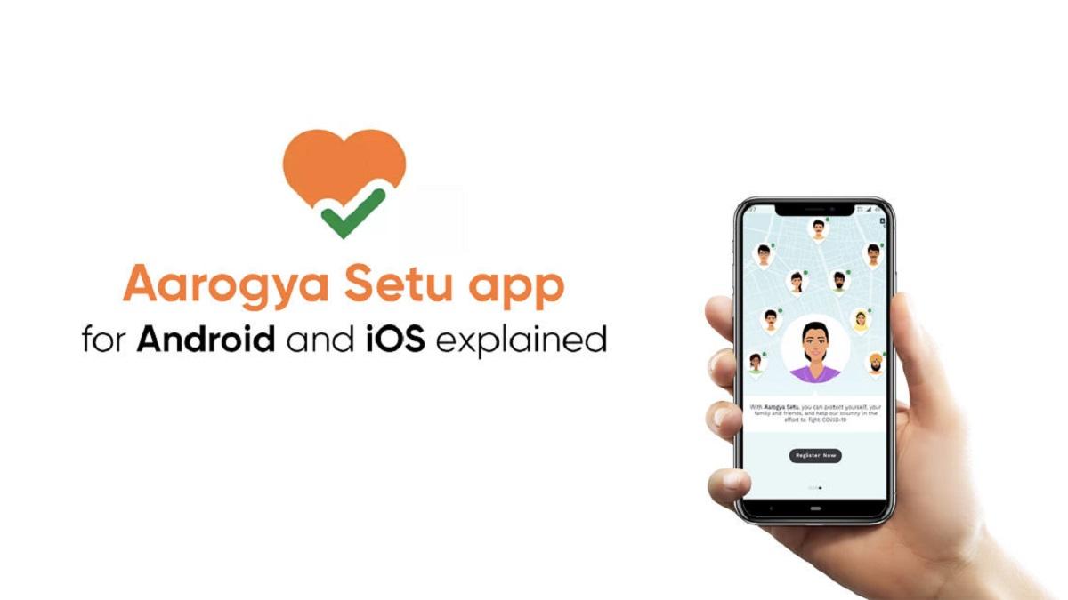 How Aarogya Setu App Works