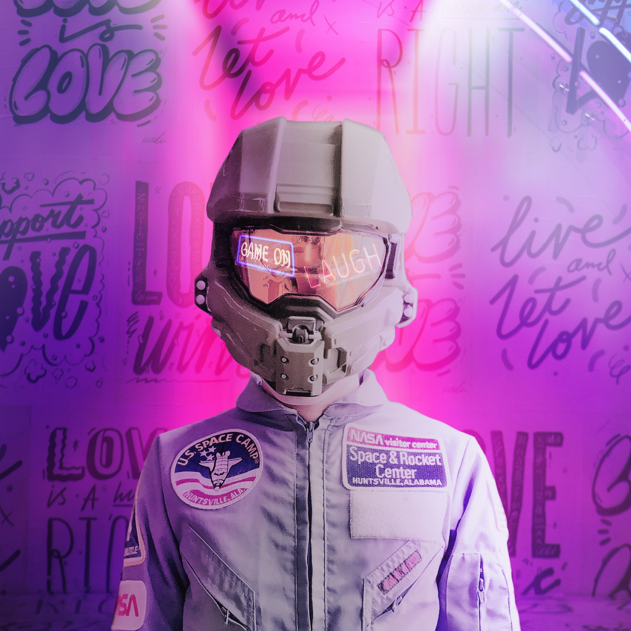 astronaut 2048x2048 space suit nasa hd 18477