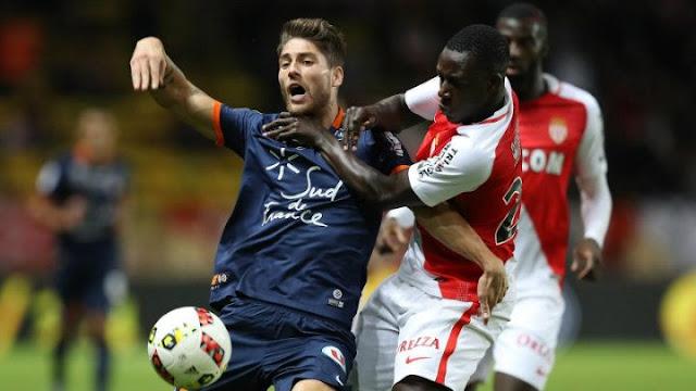 L'AS Monaco s'est imposé 6-2 contre Montpellier