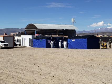 Comienza el traslado de compatriotas de Pisiga y otro grupo ingresa desde Chile / ABI