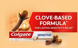 Colgate Sensitive Sample