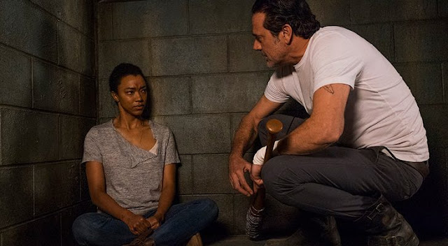 """7x15 """"Something They Need"""" de 'The Walking Dead'"""