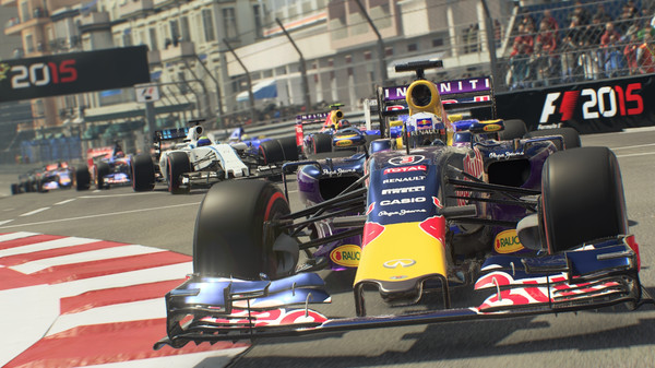 Download F1 2015 PC