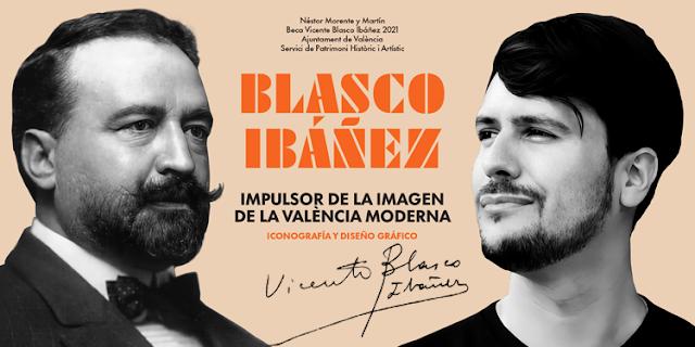 Blasco Ibáñez y Néstor Morente