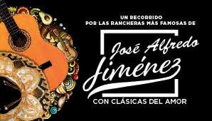 TRIBUTO Rancheras de José Alfredo Jiménenez en Teatro Colon