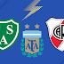 Sarmiento x River Plate - Veja onde assistir - Campeonato Argentino | 30/08/2021