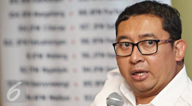 Kritik Pedas Fadli Zon Pada Pendukung Ahok yang Terus Beri Support