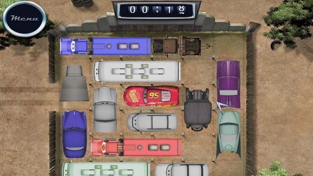 Download Disney Pixar Cars PC Games Gameplay