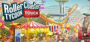 Download RollerCoaster Tycoon Touch MOD APK 3.12.3 Unlimited Money