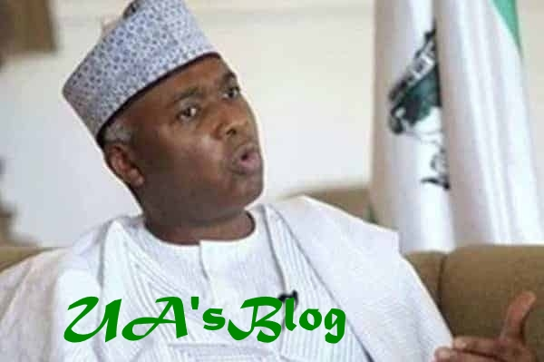 Saraki Queries His Chief Of Staff Over Role In Northern Leaders' Summit