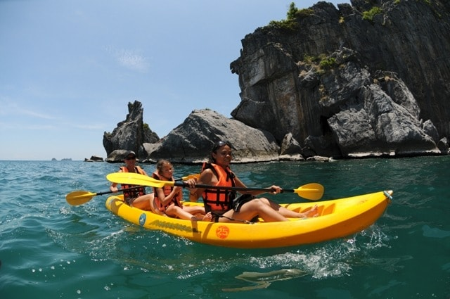 Some questions about Kayak