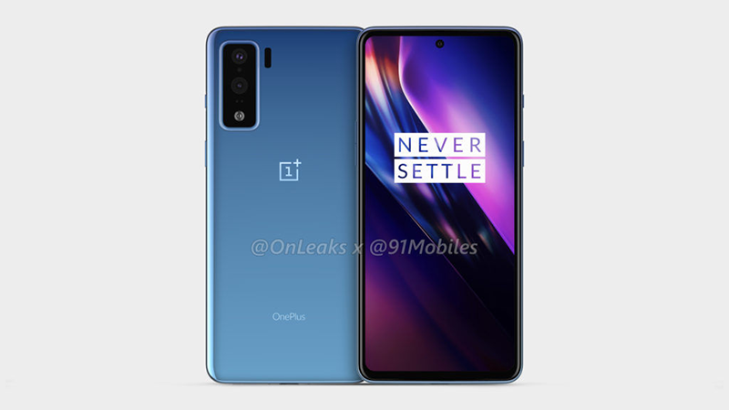OnePlus 8 Lite will feature a punch-hole screen!